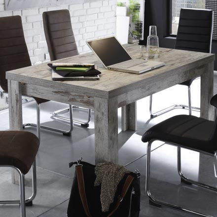 Clap Extendable Dining Table