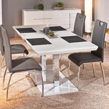 Edmonton Extending Dining Table
