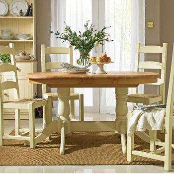 HL Extending Dining Table