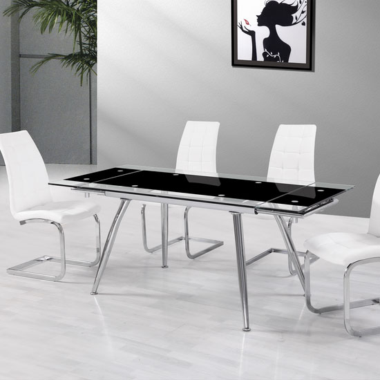 Micha Extendable Dining Table