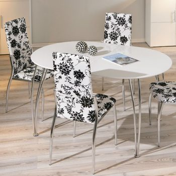 Ovali Extendable Dining Table