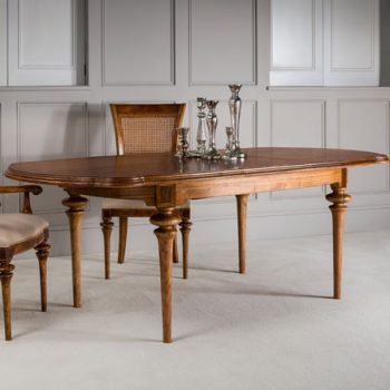 Parisian House Extendable Dining Table