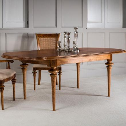 Parisian-House-Extendable-Dining-Table