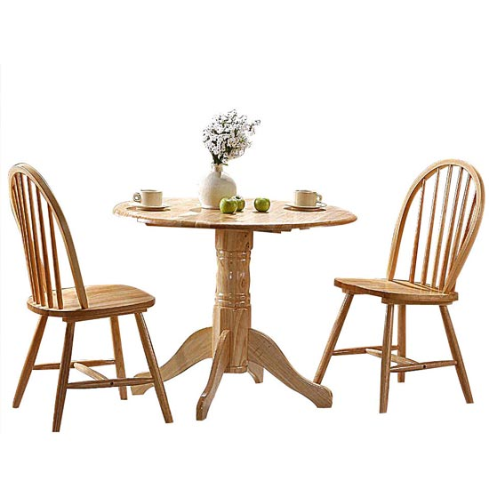 Drop-Leaf-Dining-Set