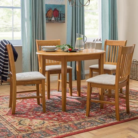 Lincklaen Extendable Dining Set