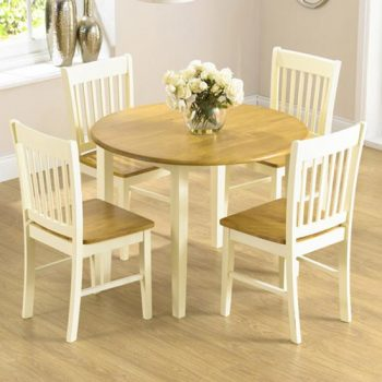 Orkneys Dining Table + 4 Chairs
