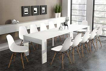 Amazon extending dining table